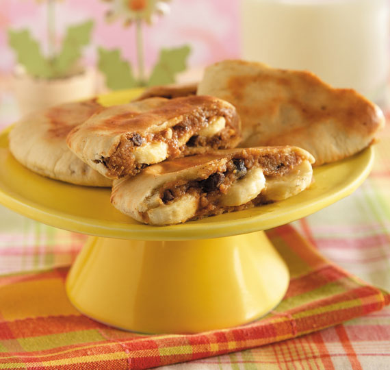 Power Snack Pita Panini for Diabetics